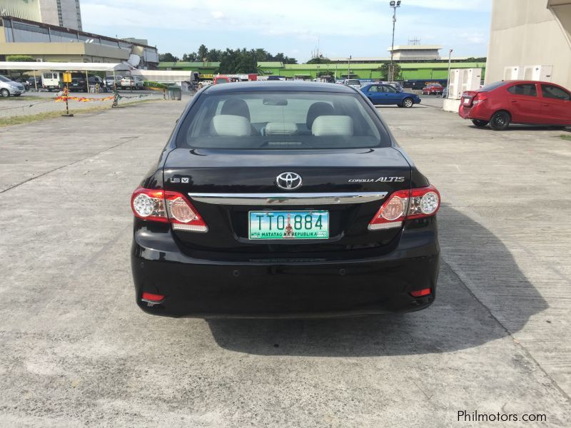 Used toyota altis 1 6v 2011 altis 1 6v for sale pasig city toyota altis 1 6v sales toyota