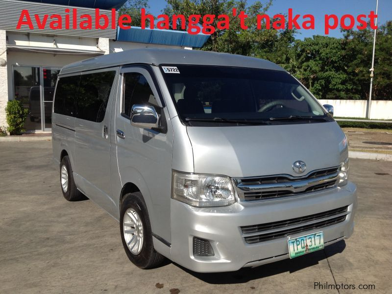 used toyota hiace 2011 hiace for sale quezon toyota hiace sales toyota hiace price 920,000 used cars