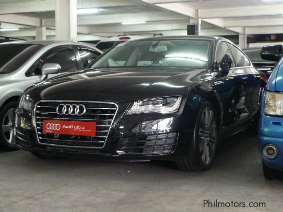 Used Audi A7 2012 A7 For Sale Makati City Audi A7 Sales Audi