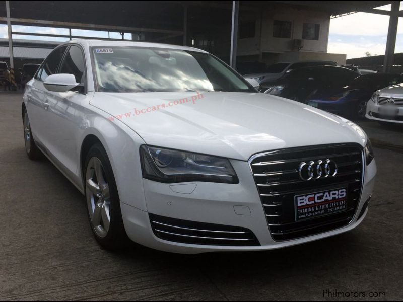 Used Audi A8 2012 A8 For Sale Pasig City Audi A8 Sales Audi A8