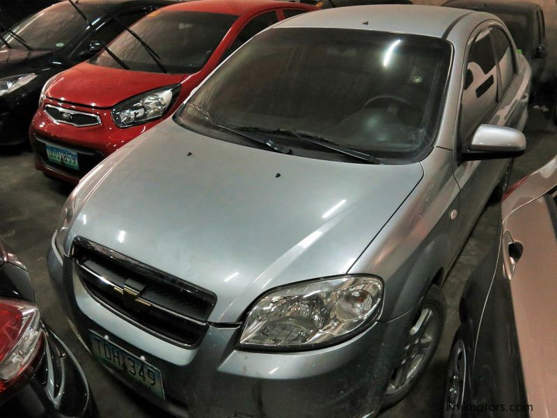 Used Chevrolet Aveo 2012 Aveo For Sale Paranaque City Chevrolet