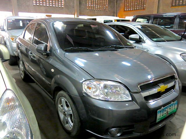 Used Chevrolet Aveo Ls 2012 Aveo Ls For Sale Paranaque City