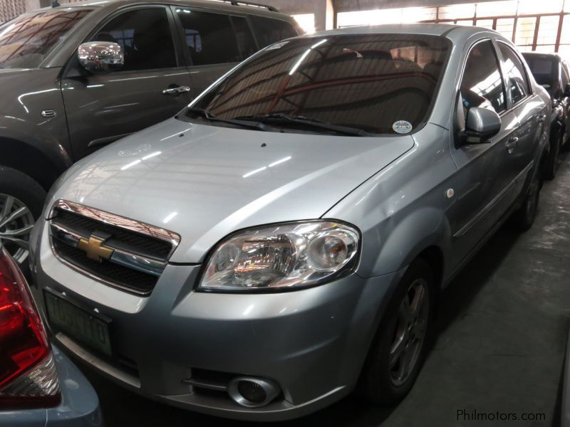 Used Chevrolet Aveo Lt 2012 Aveo Lt For Sale Paranaque City