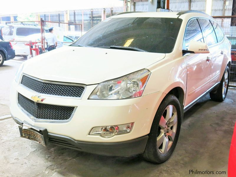Used Chevrolet Traverse Lt 4x4 2012 Traverse Lt 4x4 For