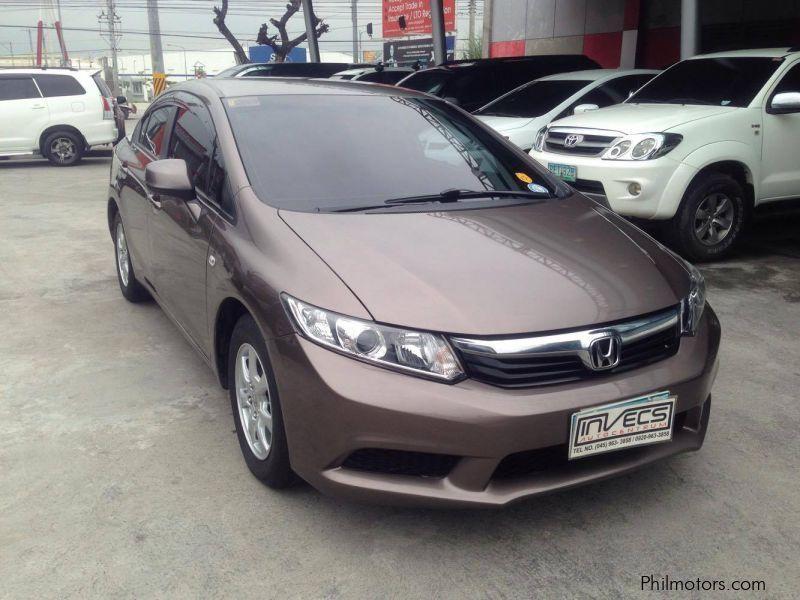 Used Honda Civic 2012 Civic For Sale Pampanga Honda