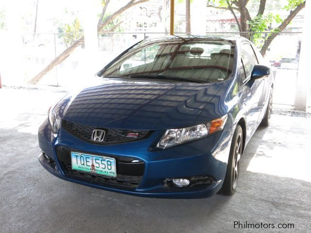 2012 Honda Civic Si For Sale >> Used Honda Civic Si 2012 Civic Si For Sale Pasig City