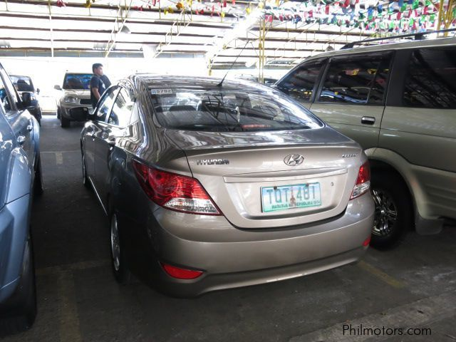Used Hyundai Accent 2012 Accent For Sale Quezon City