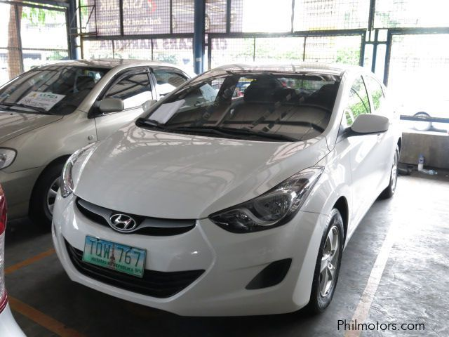 Used Hyundai Elantra 2012 Elantra For Sale Marikina