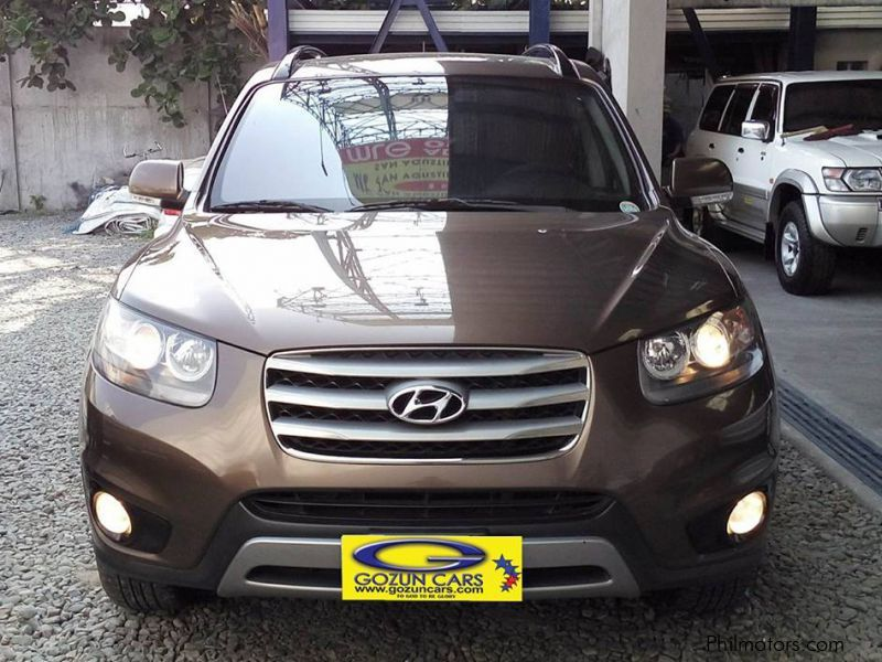 Used Hyundai Santa Fe 2012 Santa Fe For Sale Pampanga