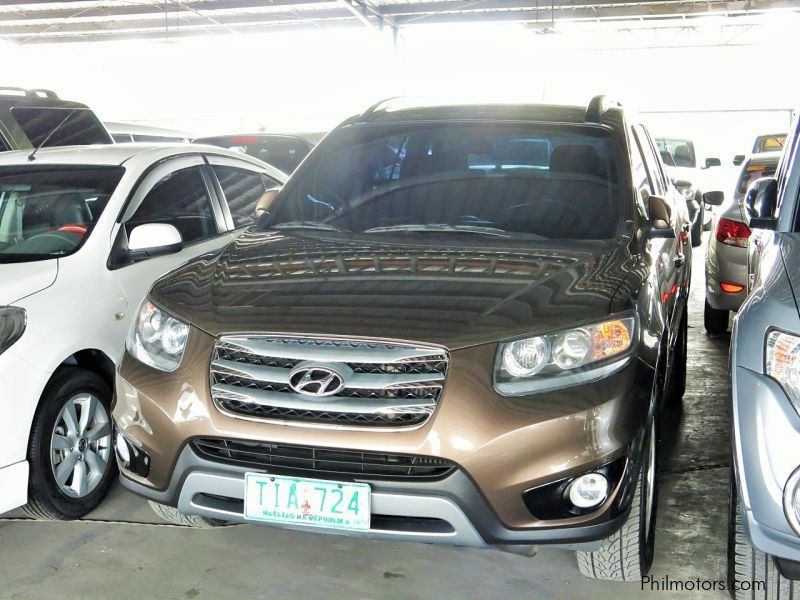 Used Hyundai Santa Fe 2012 Santa Fe For Sale Makati