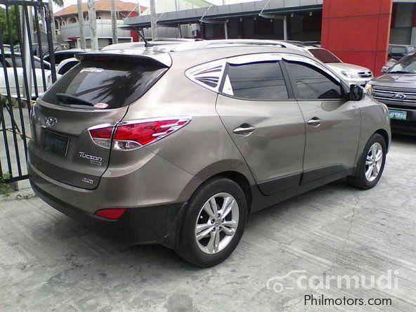 hyundai tucson 2013 philippines for sale