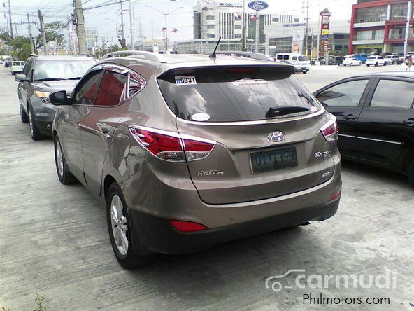 Used Hyundai Tucson 2012 Tucson For Sale Pampanga