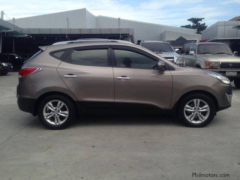 Used Hyundai Tucson 2012 Tucson For Sale Pampanga
