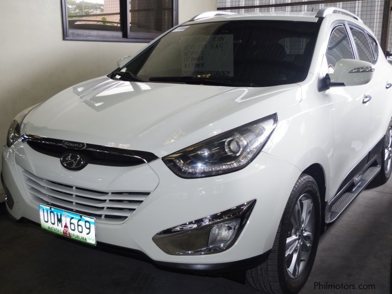 used hyundai tucson 4x4 2012 tucson 4x4 for sale pasig. Black Bedroom Furniture Sets. Home Design Ideas