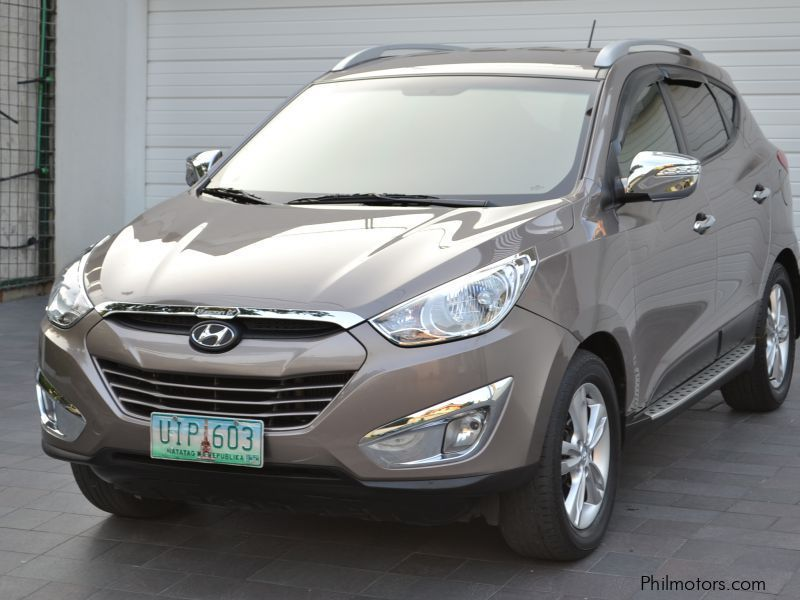 Used Hyundai Tucson Crdi 2012 Tucson Crdi For Sale