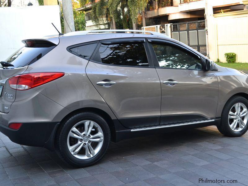 Used Hyundai Tucson Crdi 2012 Tucson Crdi For Sale