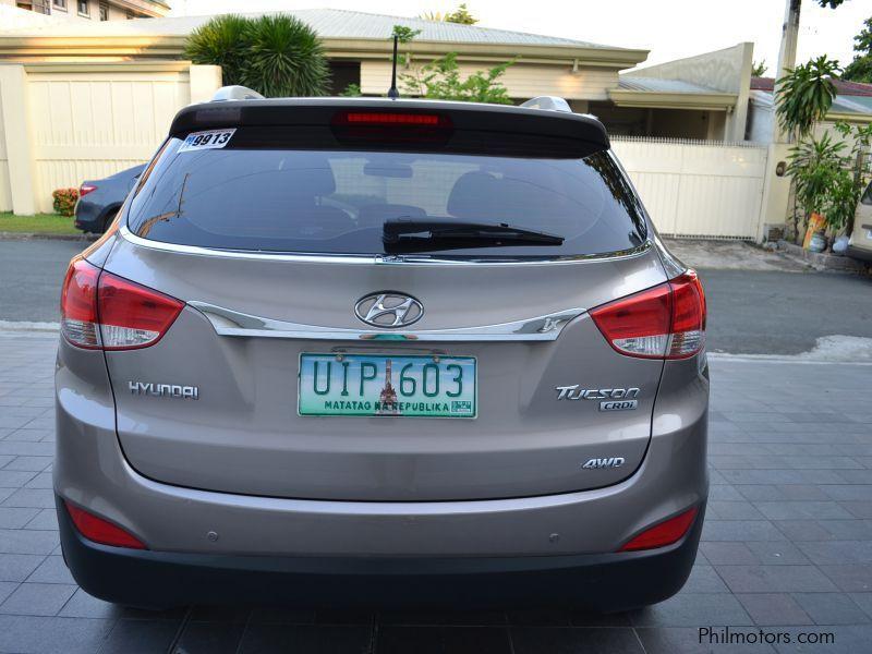 Used Hyundai Tucson CRDi   2012 Tucson CRDi for sale ...