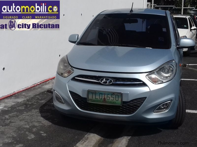 Used Hyundai I10 2012 I10 For Sale Paranaque City