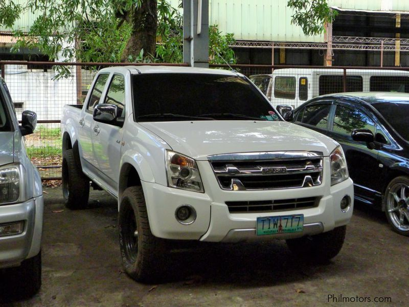 Used Isuzu D-Max 4x4 | 2012 D-Max 4x4 for sale | Quezon ...