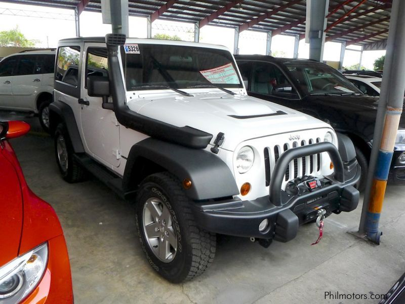 Used Jeep Wrangler 2012 Wrangler For Sale Pasig City