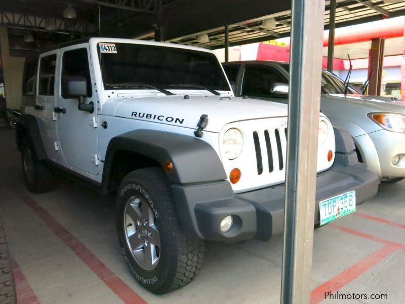 Used Jeep Wrangler 2012 Wrangler For Sale Pampanga