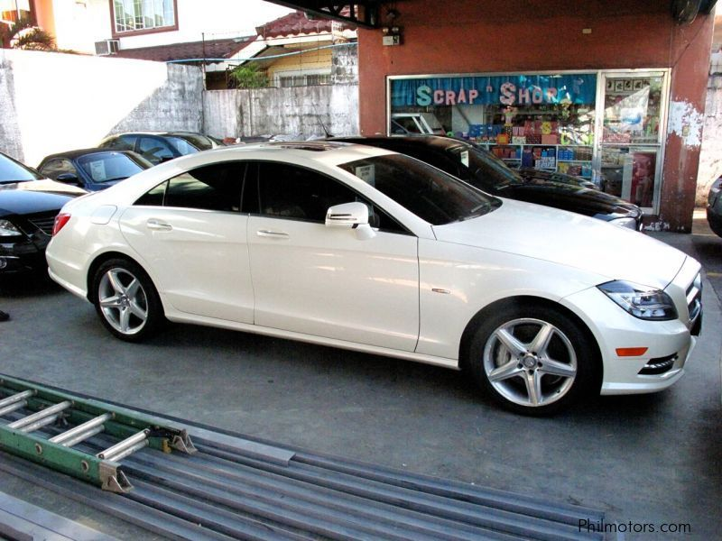 Used mercedes benz cls 550 2012 cls 550 for sale for Mercedes benz price philippines