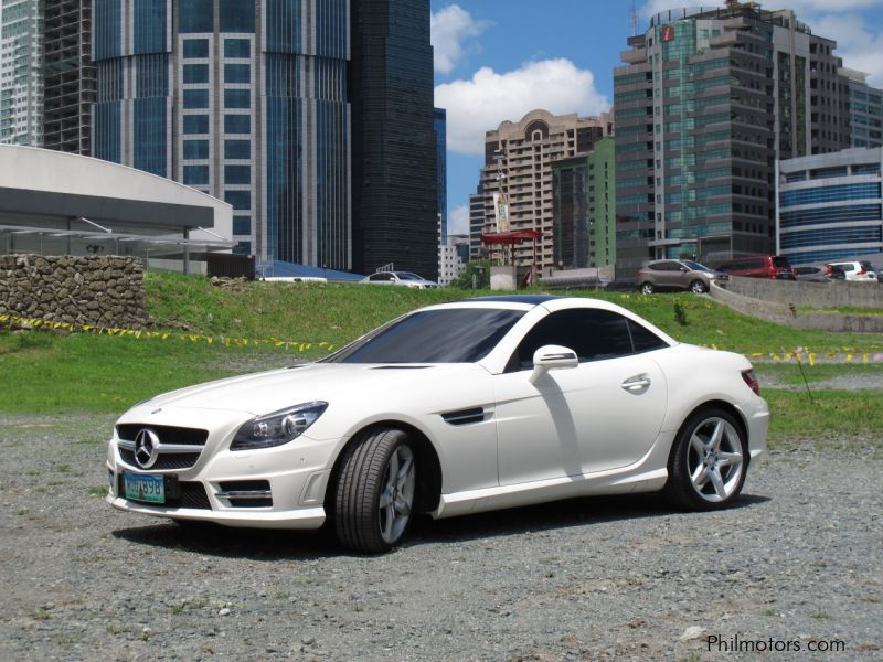 Used mercedes benz slk 350 2012 slk 350 for sale pasig for Mercedes benz price philippines