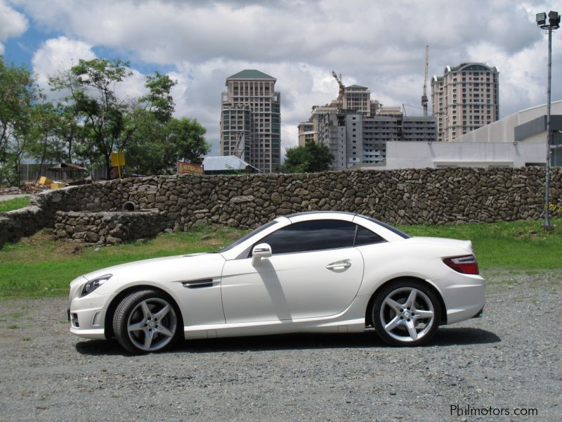 used mercedes benz slk 350 2012 slk 350 for sale pasig