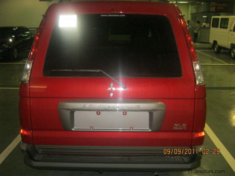 New Mitsubishi Adventure GLS Sport   2012 Adventure GLS Sport for sale   Las Pinas City ...