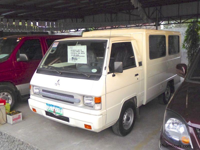 Mitsubishi L300 FB in Philippines