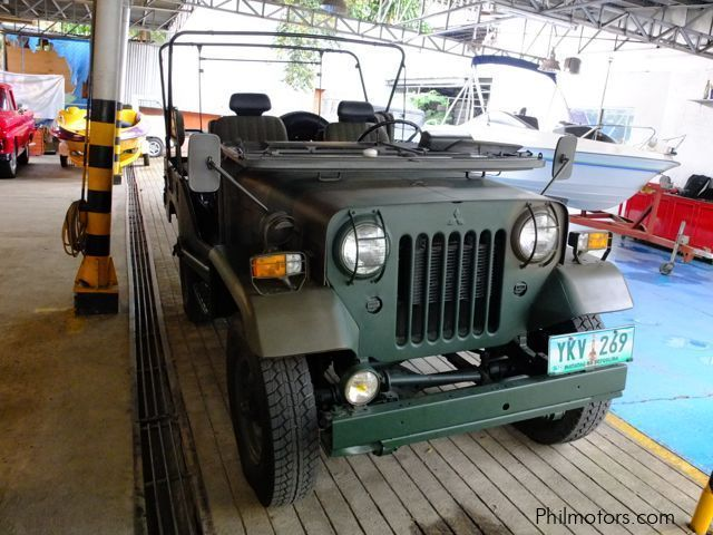 Used Mitsubishi Military Jeep 2012 Military Jeep For