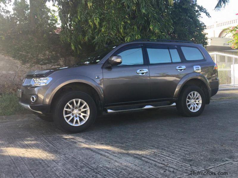 Used Mitsubishi Montero GLX   2012 Montero GLX for sale   Paranaque City Mitsubishi Montero GLX ...