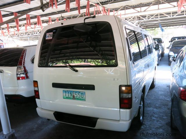 Used Nissan Urvan Escapade | 2012 Urvan Escapade for sale ...