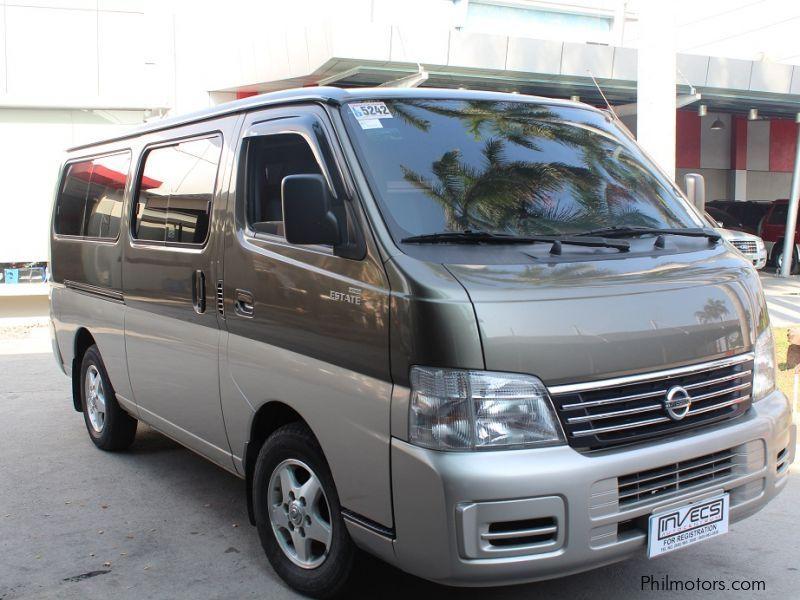 Used Nissan Urvan Estate | 2012 Urvan Estate for sale | Pampanga ...