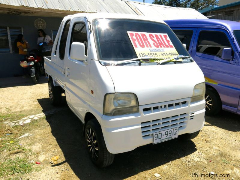Auto Supply Business For Sale Philippines: 2012 Multicab For Sale