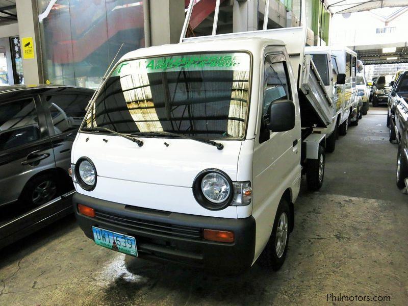 Used Suzuki Multicab Carry Mini Dump   2012 Multicab Carry