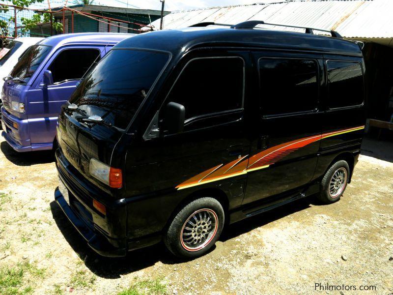 Used Suzuki Multicab Van 2012 Multicab Van For Sale