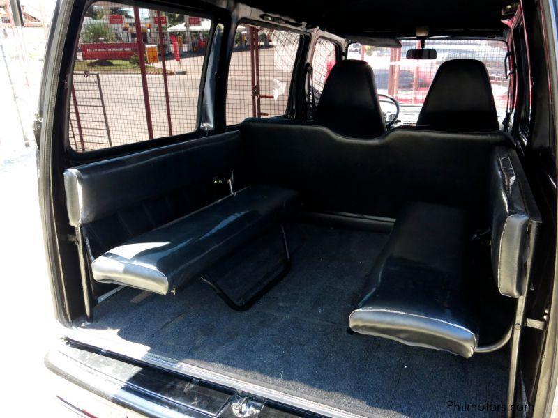 suzuki multicab van in philippines car interior design. Black Bedroom Furniture Sets. Home Design Ideas