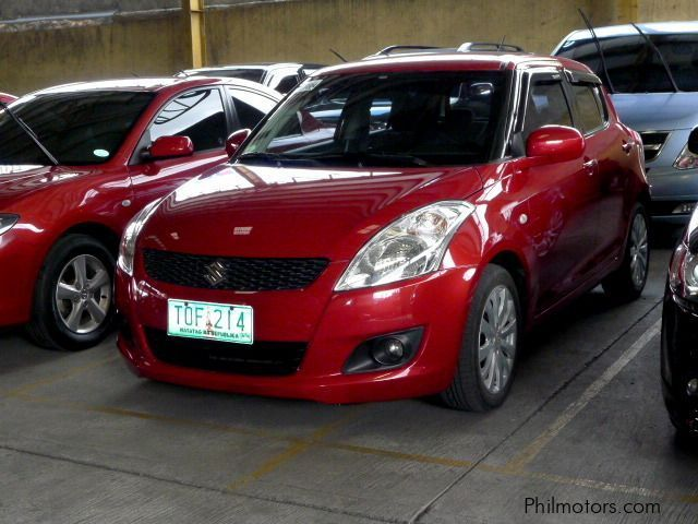 Used Suzuki Swift Gold 2012 Swift Gold For Sale Quezon City