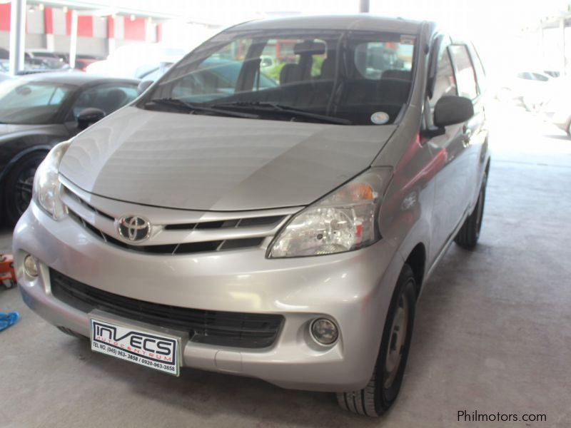 Used Toyota Avanza J 2012 Avanza J For Sale Pampanga