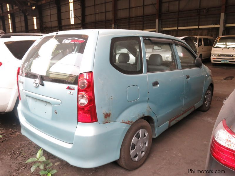 Used Toyota Avanza J 2012 Avanza J For Sale Quezon
