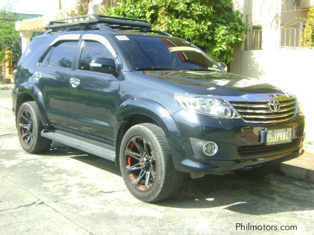 Used Cars For Sale By Dealer: 2012 Fortuner SUV For Sale