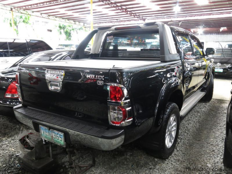 Auto Supply Business For Sale Philippines: 2012 Hilux For Sale