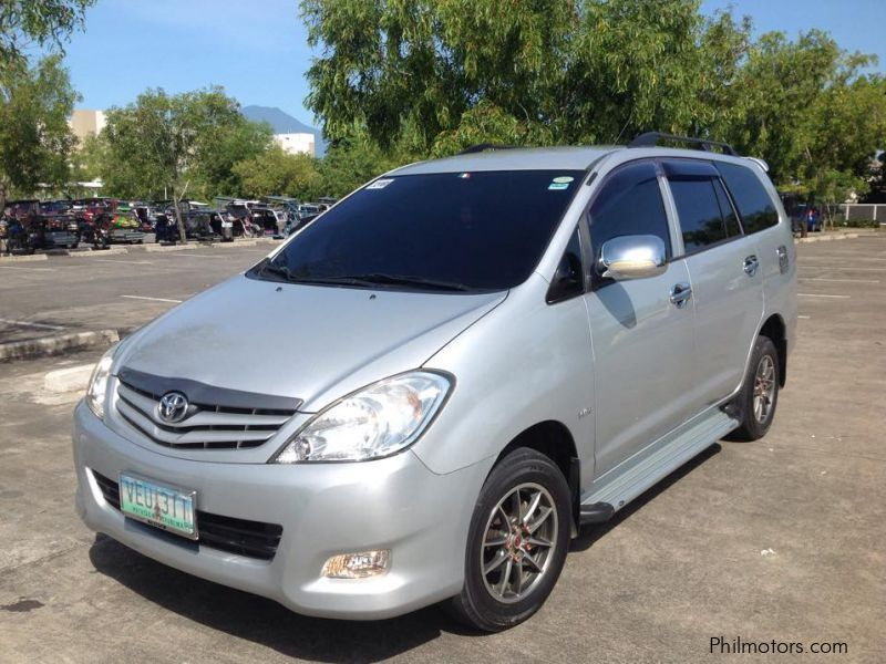 Used Toyota Innova | 2012 Innova for sale | Quezon Toyota ...