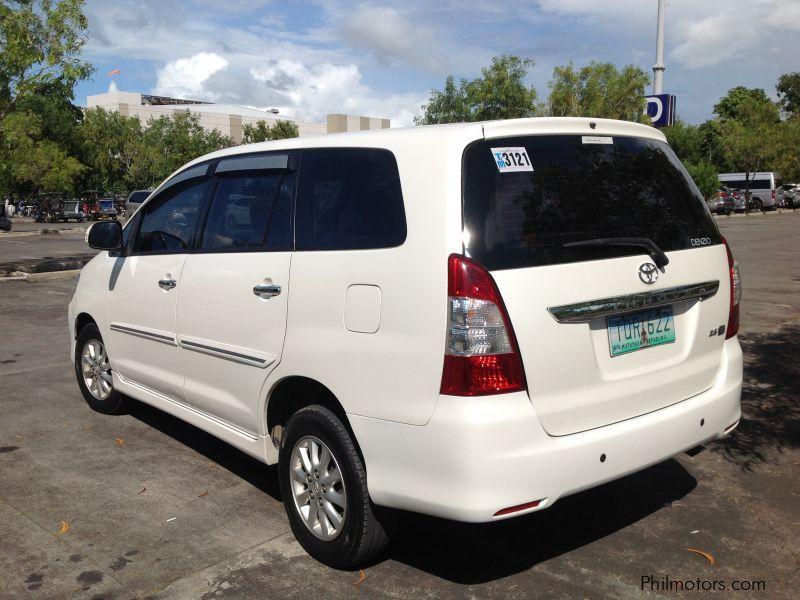 Kia Philippines Price >> Used Toyota Innova | 2012 Innova for sale | Quezon Toyota Innova sales | Toyota Innova Price ...