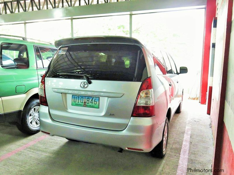 Auto Supply Business For Sale Philippines: 2012 Innova E For Sale