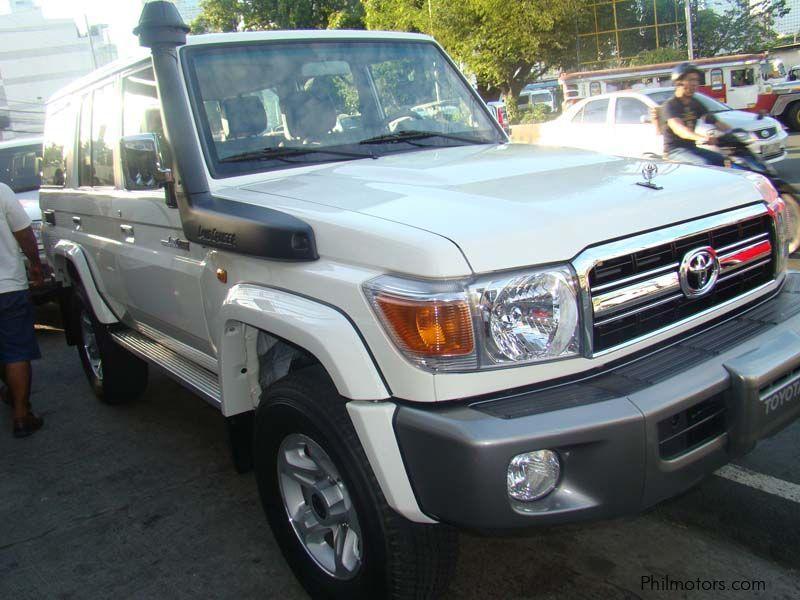 Ford Tuscany Price >> New Toyota Land Cruiser 70 Series | 2012 Land Cruiser 70 ...