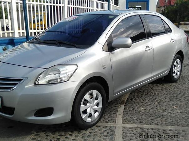 Toyota Vios 1.3 J All Power in Philippines