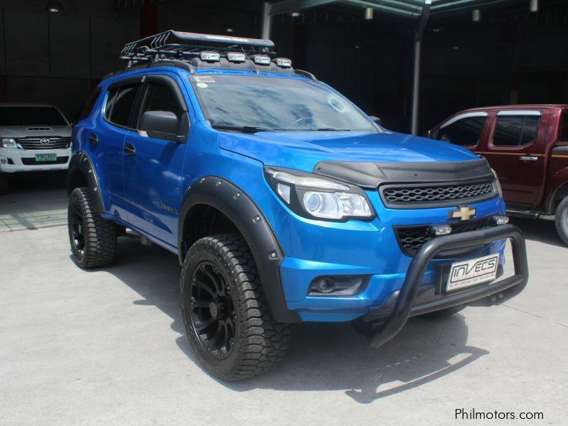 Used Chevrolet Trailblazer 2013 Trailblazer For Sale Pampanga Chevrolet Trailblazer Sales