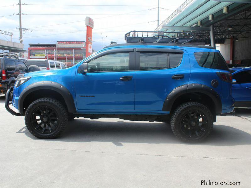 Used Chevrolet Trailblazer | 2013 Trailblazer for sale | Pampanga Chevrolet Trailblazer sales ...